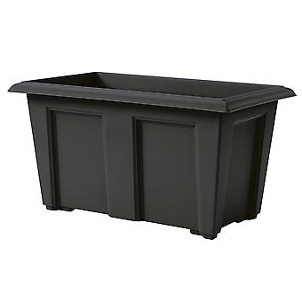Stewart Regency Trough Black 50 x 29 x 26cm 239231