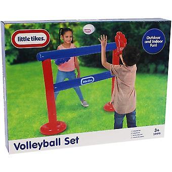 Kleine Tikes Kinder Spaß spielen Aktivität Indoor & Outdoor Spiele Set, Volleyball-Set