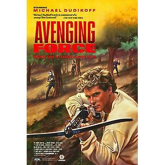 Fuerza vengadora película impresión de Poster (27 x 40)