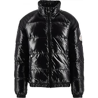 Pyrenex Black Vintage Mythic Down Jacket