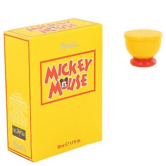 Mickey mouse eau de toilette spray af disney 418590 50 ml