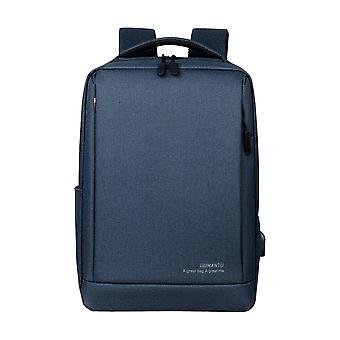 Plecak na laptopa Męski plecak biznesowy z portem ładowania USB Duża pojemność Wodoodporny trwały