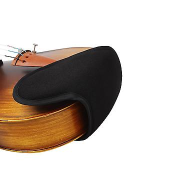 Violino Mento Spalla Riposo Morbido Batuffolo di Cotone, Copertura spugna, Protettore per ponte