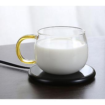 Kaffe Krus Kop Varmere Til Office Home Desk Brug Kakao Te Vand Mælk