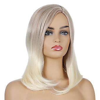 Women's Wig Fashion Women's Mid-Length Hair Synthetic Wigs Wholesale