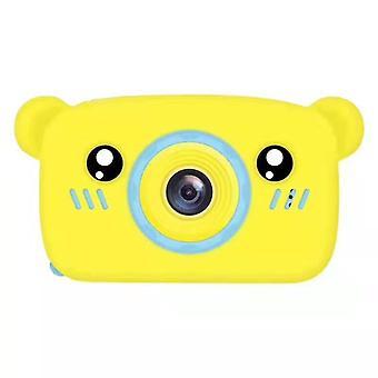 ポータブル1300w HDデジタルカメラ - かわいい漫画クマの形