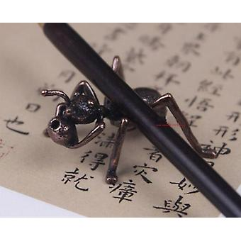 1pc Brush Pen Ant Holder for Caligraphy (1 Peça Pendente)