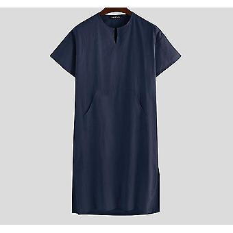 Pánské šaty krátký rukáv