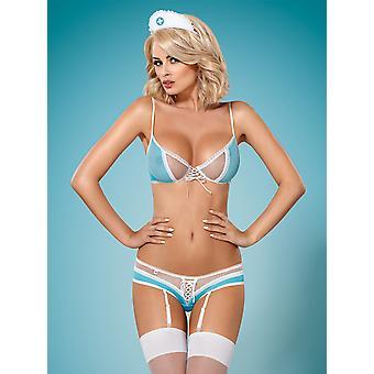 834-CST-6 Nurse Costume Size: S/M