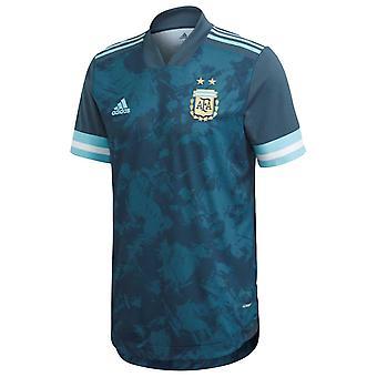 2020-2021 Аргентина Away Adidas футболка (Дети)