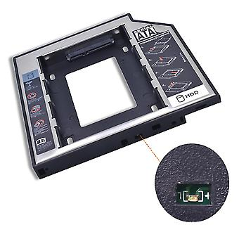 """2nd Hdd Caddy 12.7mm Sata 3.0 For 2.5"""" Ssd Hard Disk Driver Case & Dvd Cd-rom"""