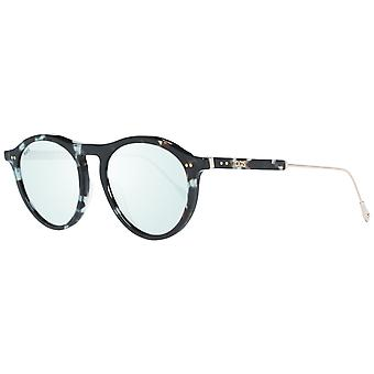 Tod's Black Unisex Sunglasses