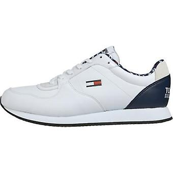 Tommy jeans casual tommy jeans utbildare mens vit