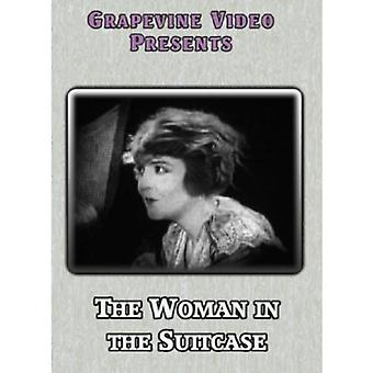 Woman in the Suitcase 1920 [DVD] USA import