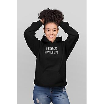 Ceo Of Your Life Frauen Hoodie