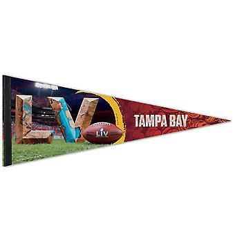 Wincraft NFL Huopa Viiri 75x30cm - Super Bowl LV Premium
