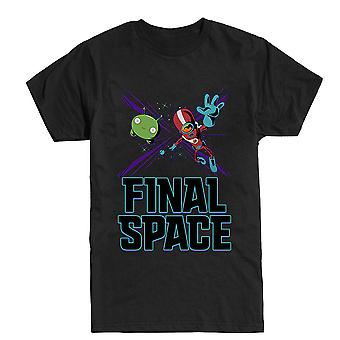 Final Space Gary and Mooncake T-Shirt