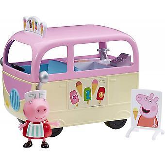 Peppa Pig Ice Cream Van Voertuig