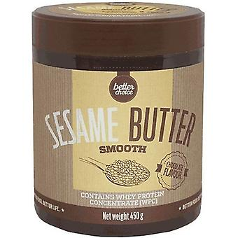 Trec Nutrition Sesame Butter Smooth Chocolate 450 g