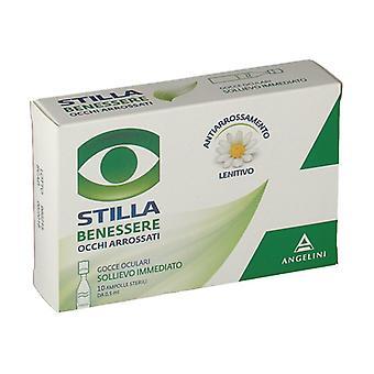Stilla Benessere 10 ampoules of 0.5ml