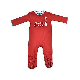 Liverpool FC Baby 2020 21 Sleepsuit