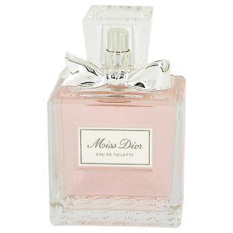 Miss Dior (Miss Dior Cherie) Eau De Toilette Spray (New Packaging Tester) von Christian Dior 3.4 oz Eau De Toilette Spray