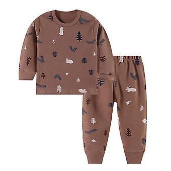 ملابس الطفل تعيين الاطفال الملابس الرضع سقوط ملابس النوم طفل خريف الشتاء