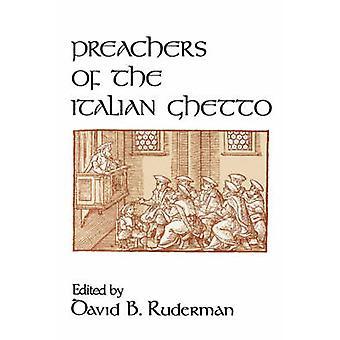 Predikanter av det italienska gettot av David B. Ruderman - 9780520077355