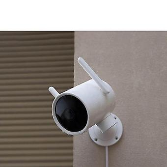 Waterproof Ip66 Wifi Smart Webcam 270 Angle 1080p Ip Cam Dual Antenna Signal