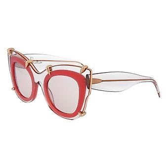 Ladies'Sunglasses Pomellato PM0003S-005 (Ø 48 mm) (Pink)