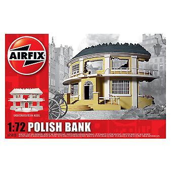 Airfix A75015 1:72 Kit modelo de banco polonês em escala
