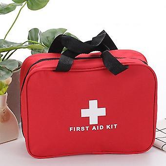 Första hjälpen-kit utomhus