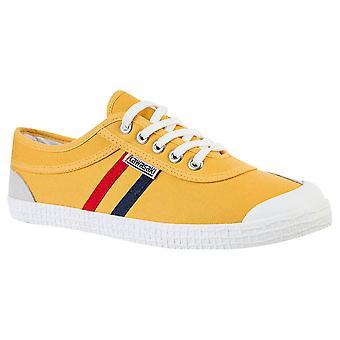 KAWASAKI FOOTWEAR - Retro canvas shoe - golden rod - men's footwear