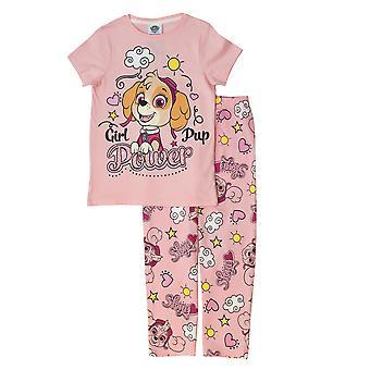 Paw Patrol Girls Girl Pup Power Skye Pyjama Set