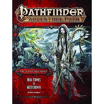 Pathfinder Adventure Path Hell's Vengeance Part 6  Hell Comes to Westcrown Pathfinder Adventure Path 6