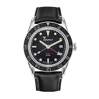 Squale Sub39GMTV Vintage 300 Meter Swiss Automatic Dive Wristwatch