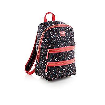 Miquelrius Sakura Casual Backpack, 42 cm, Black (Negro)