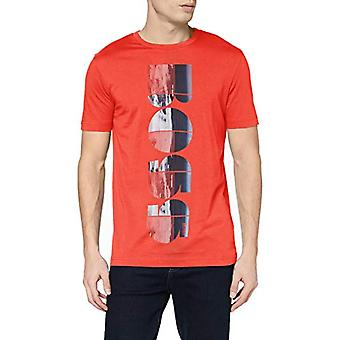 BOSS Teeonic T-Shirt, Red (Bright Red 620), XXX-Large Men