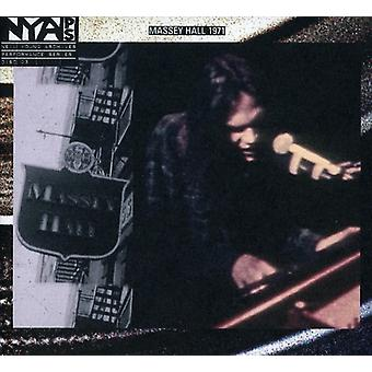 Neil Young - Live at Massey Hall 1971 [CD] USA import