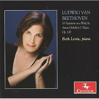 L.V. Beethoven - Beethoven: Diabelli Variations, Op. 120 [CD] USA import