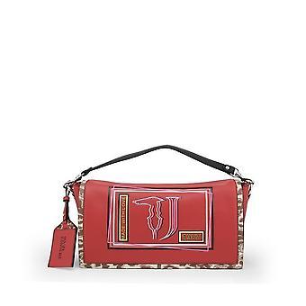Trussardi -BRANDS - Taschen - Schultertaschen - LIQUIRIZIA-75B00417-99R150 - Damen - Rot