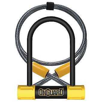 OnGuard Bulldog Mini DT 8015 U-Lock   Extender 90 x 140 x 13mm