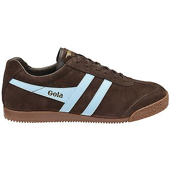 Gola Harrier Suede CMA192TE universal all year men shoes