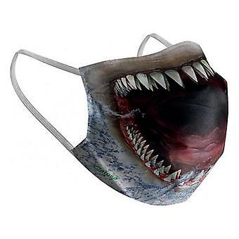 Máscara de Tecido Reutilizável Higiênico 6-9 anos