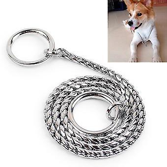 40cm Pet P Chain Pet Collars Pet Neck Strap Dog Neckband Snake Chain Dog Chain Dog Collar