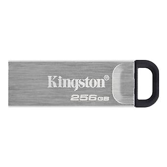 Pamäťové pero Kingston 256GB USB 3.2 Gen1, DataTraveler Kyson, Metal Capless Design, R/W 200/60 MB/s