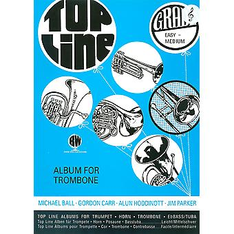 Top Line Trombone Treble Clef TC