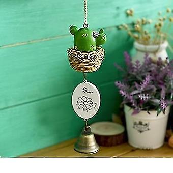 Dreamcatchers diy home decoration wind chime totoro house plant pastoral style