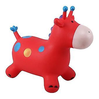 Animals Jumping Horse Riding Infantil Baby Kids Stick Funing
