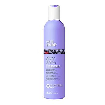 Shampoo for Blonde or Graying Hair Silver Shine Milk Shake (300 ml)
